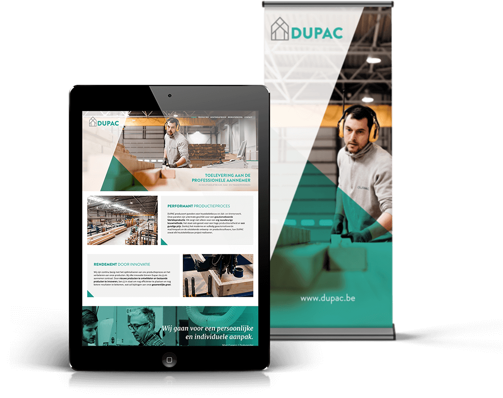 Slider Our Latest Work Dupac